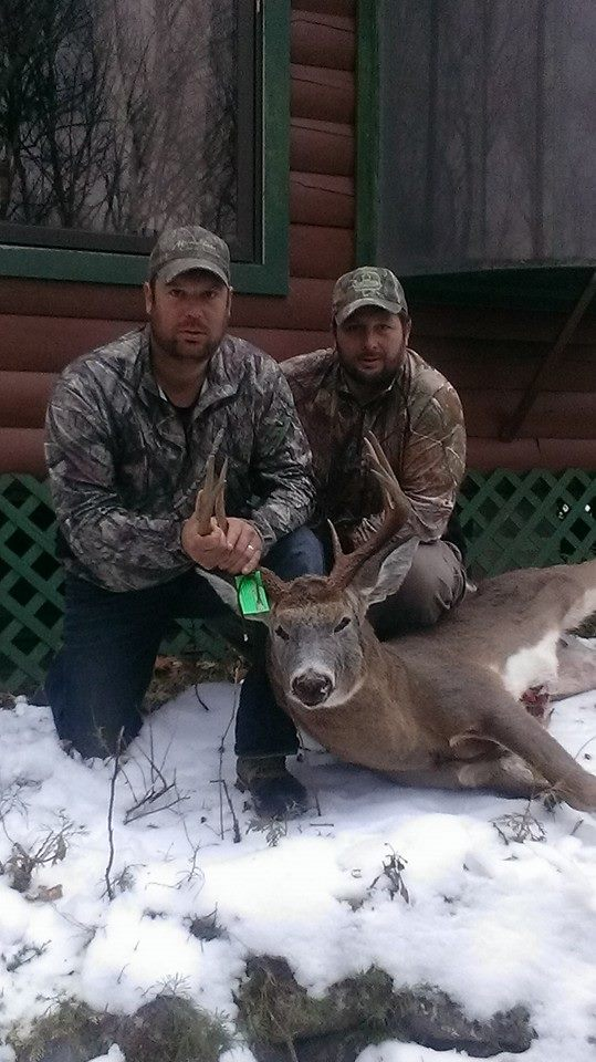 billy deer camp