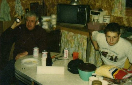 gramps and me